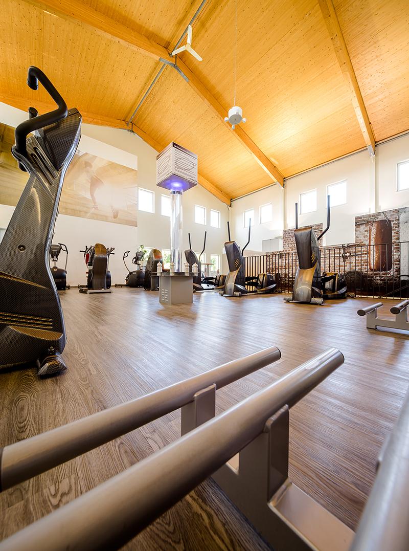 Interieurfoto Fitness Center